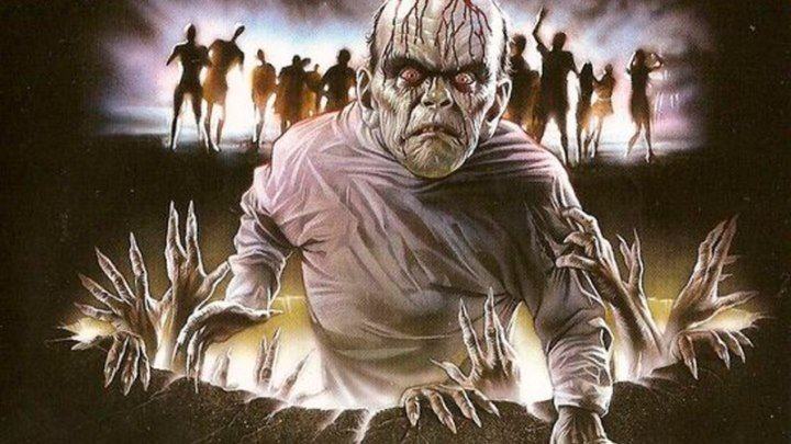 Колодец смерти (фильм ужасов от режиссера культового кинохита «Косильщик лужаек» Бретта Леонарда) | США, 1989