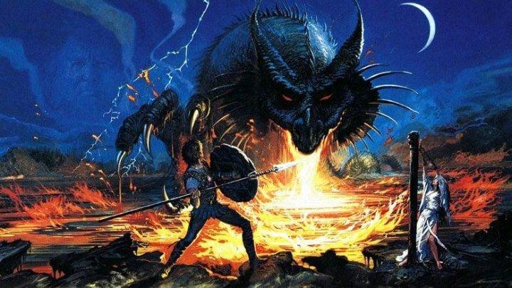 Победитель дракона (семейный приключенческий фэнтези) | США, 1981