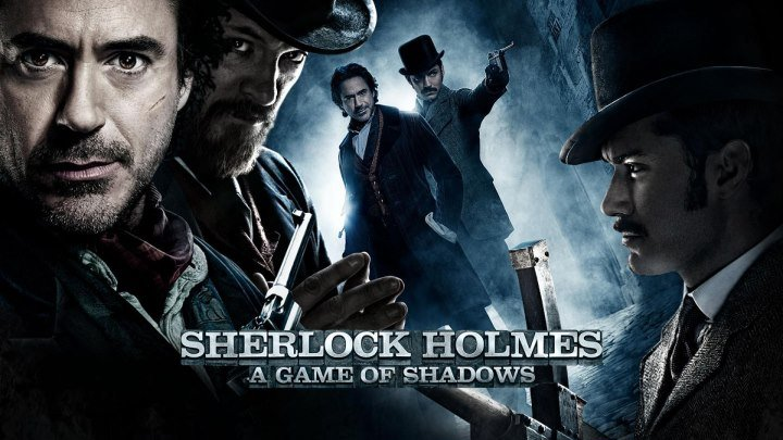 Sherlok Holms 2 (Xorij kinosi O'zbek tilida HD)
