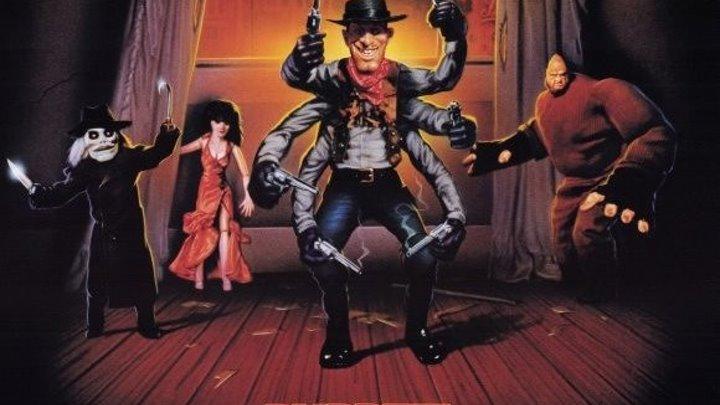 Повелитель кукол 3 ужасы 1991