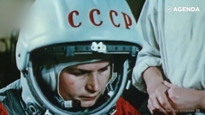 Валентина Терешкова – герой СССР
