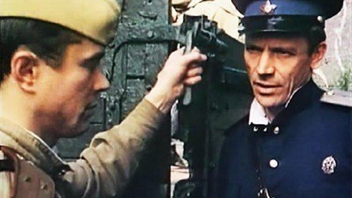 Мой боевой расчет (1987) СССР приключения, военный