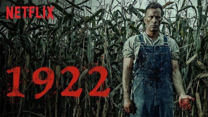 1922 - (2017 HD - ужасы, триллер, драма, криминал)