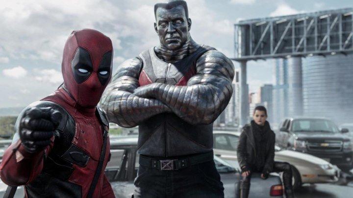 Watch Deadpool 2 (2018) FULL MOVIE Online #Free HD 1080p