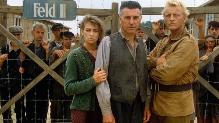 Побег из Собибора (Великобритания, Югославия,1987)