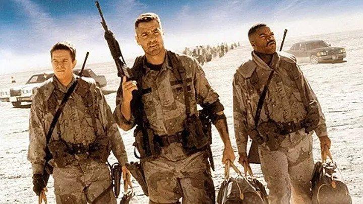 """Фильм """" Три короля """" Драма , Приключения , Боевик , Военный 1999"""
