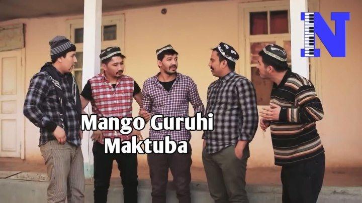 Mango Guruhi Maktuba Yangi Uzbek klip Uz videolar |Манго Гурухи Мактуба Новый Узбекский Популярные Клип Видео