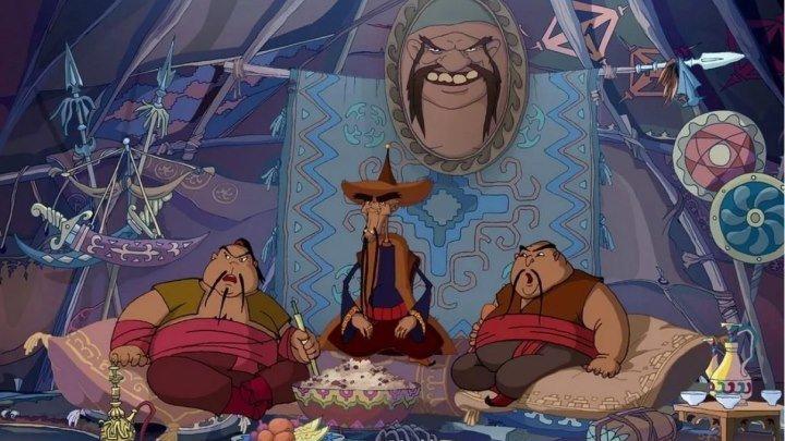 Три богатыря и Наследница престола - Тизер-трейлер 2018 HD