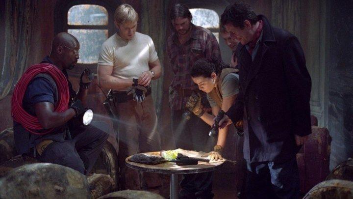 Корабль-призрак (2003) HD1080p Детектив, Приключения, Триллер, Ужасы