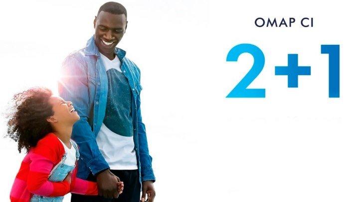 2+1 (комедия, драма, семейный)