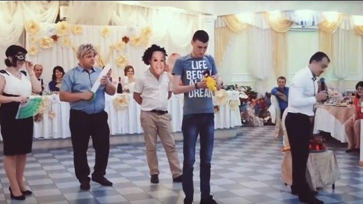 Конкурс на свадьбе Сказка Иван Царевич и Змей Горыныч