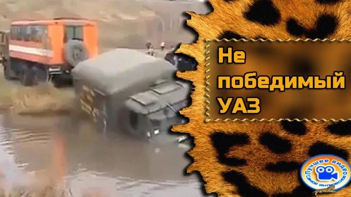 Непобедимый УАЗ