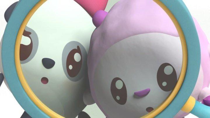 Малышарики - Мостик (Серия 87) Развивающие мультики для самых маленьких