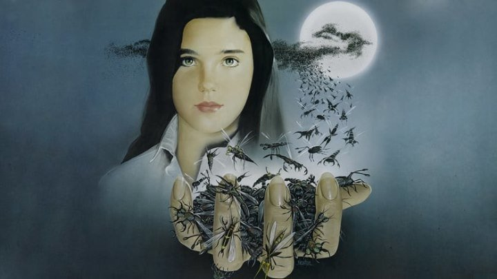 Феномен (триллер «маэстро ужасов» Дарио Ардженто с Дженнифер Коннелли и Дональдом Плезенсом) | Италия, 1985