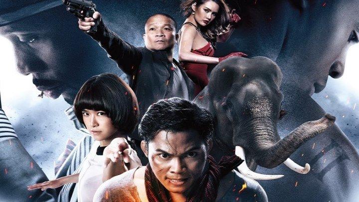Честь Дракона -2 Blu-Ray Remux(2013) 1080р.Боевик