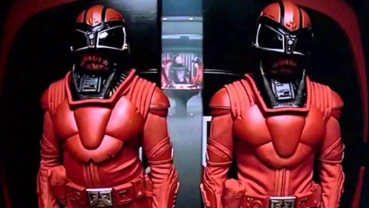 Последний звёздный боец (1984)Фантастика, Боевик,