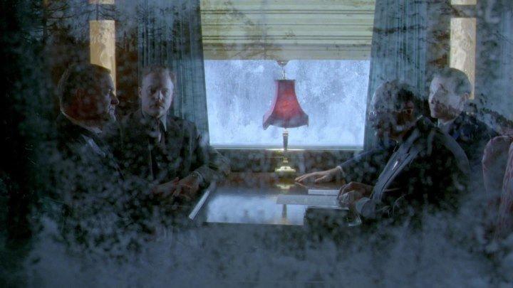 Пуаро Агаты Кристи, 12 сезон / Agatha Christie's Poirot.2008.Серия 4. Убийство в Восточном экспрессе / Murder on the Orient Express