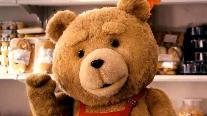 вязаная ШАПКА МИШКА ТЕДДИ крючком hat Teddy bear - пошаговое фото