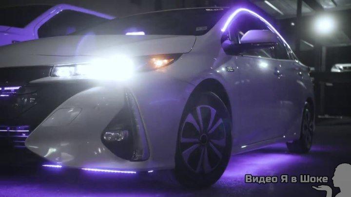 5 Машин играют сигналами DESPACITO #видео