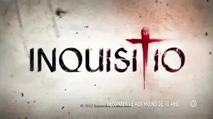 Инквизиция ( 2012) Все серии_ Исторический сериал. Мистика