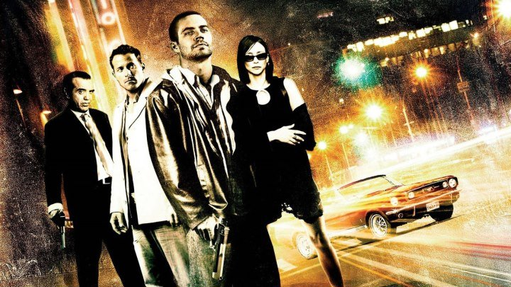 Беги без оглядки BDRip.(2006) 1080p.Боевик,Триллер,Драма,Криминал