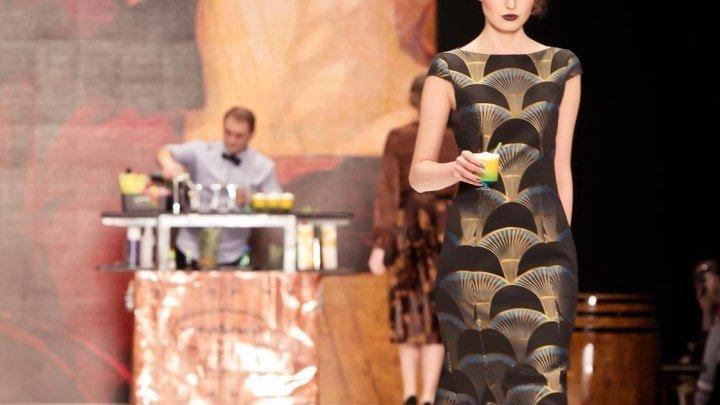Неделя моды в Москве Mercedes-Benz Fashion Week Russia#Выездной бар Евгения Асоцкого