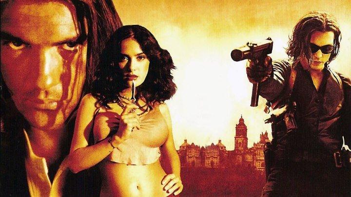 М.е.к.с.и.к.а.н.с.к.а.я Tрилогия_ 3 in 1 Музыкант (El Mariachi) _1992_ + Отчаянный (Despera