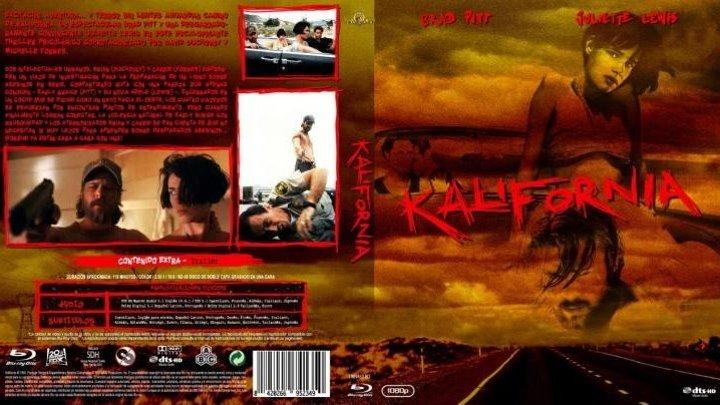 триллер, драма, криминал-Калифорния.(1993).1080p