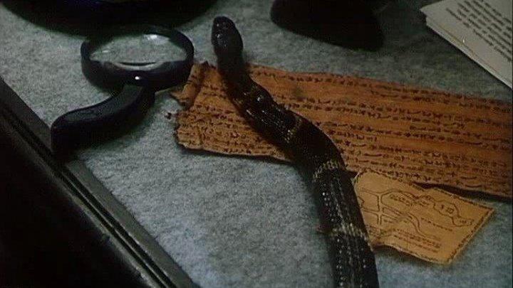 """Фильм """" Заклятие долины змей НD (1987)""""."""