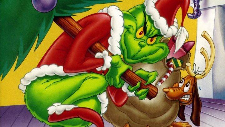 Как Гринч украл Рождество / How the Grinch Stole Christmas!, мультфильм, 1966