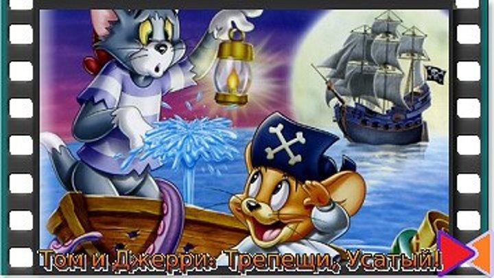 Том и Джерри: Трепещи, Усатый! (видео) [Tom and Jerry in Shiver Me Whiskers] (2006)