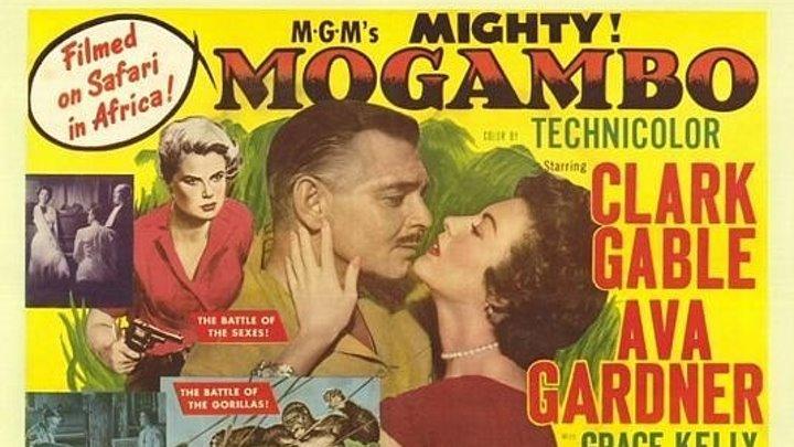 Mogambo starring Ava Gardner, Princess Grace Kelly & Clark Gable!