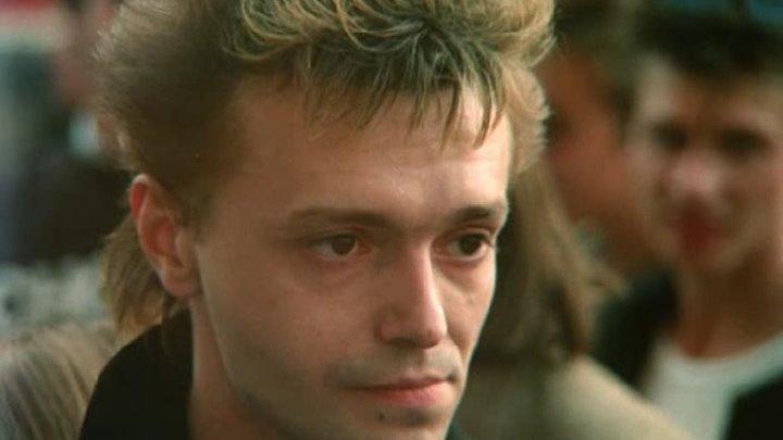 ВЗЛОМЩИК (СССР 1987) Драма, Мелодрама, Музыкальный фильм