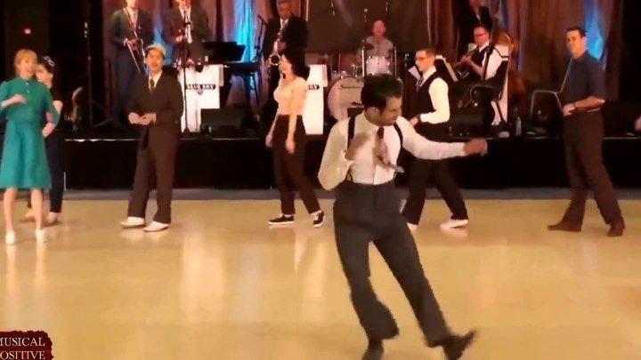Танцуют все. НРАВИШЬСЯ МНЕ ТЫ!!! Вот это танец!!!