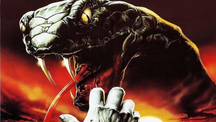 Проклятие 2 «Укус» Bluray.(1990) 1080р.Ужасы