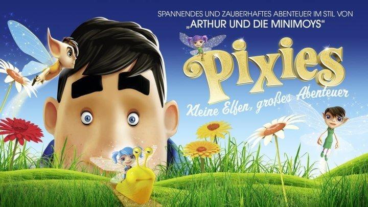 Приключения Пикси (2015) 0