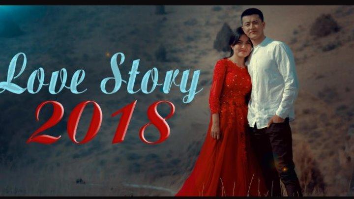 "Love Story ""Однажды в сказке"" Илгиз & Бактыгул Баткен 2018"