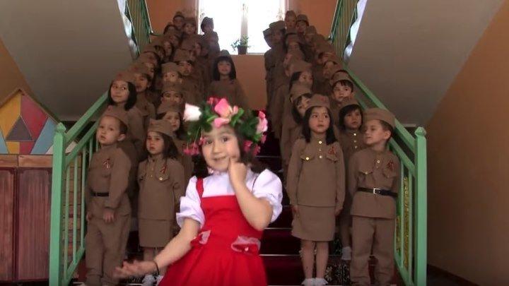 Смуглянка. Таджикские дети из детского сада №6 просто Взорвали интернет!