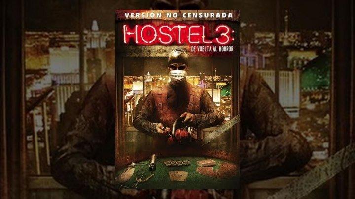 Ужасы / Хостел 3 / Hostel: Part III / Триллер