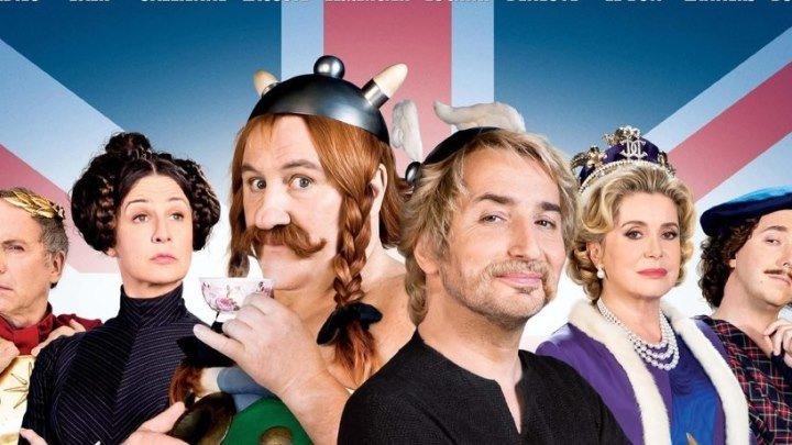 Астерикс и Обеликс в Британии 2012. Комедия, Приключения, Семейный