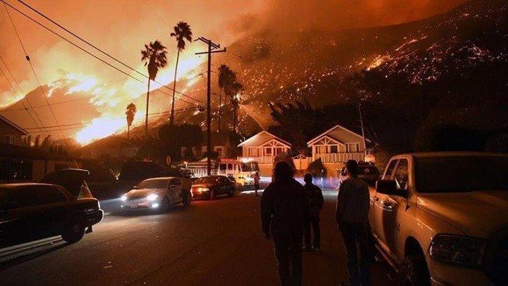"""Фильм """" Лос-Анджелес в огне НD (2О17)""""."""