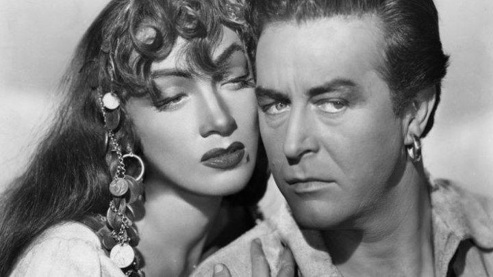 Golden Earrings 1947 (Also on Ray Milland Channel) - Marlene Dietrich, Ray Milland, Bruce Lester