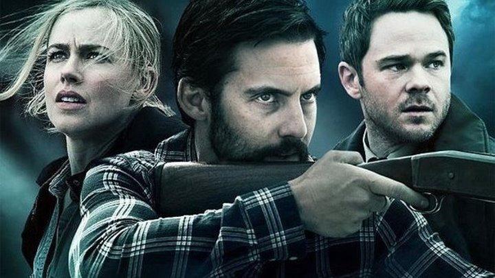 Дьявольские врата (2017) 1080р Ужасы, Фантастика, Триллер