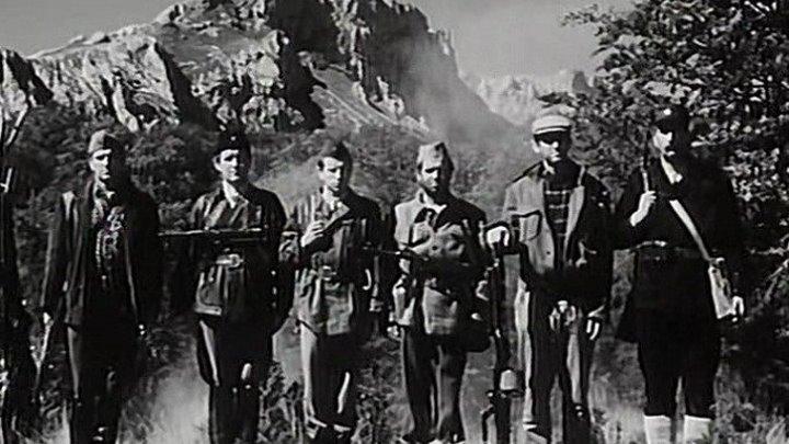 """""""Диверсанты"""" (Югославия,1967) Советский дубляж"""