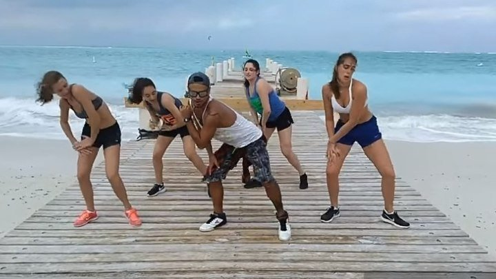 Dura - Daddy Yankee - Вот это зумба!!!