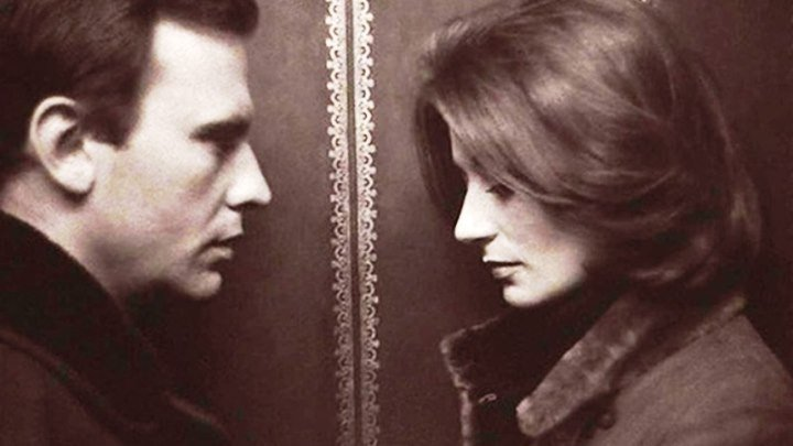 """х/ф """"Мужчина и Женщина"""" (Франция,1966) HD Советский дубляж"""