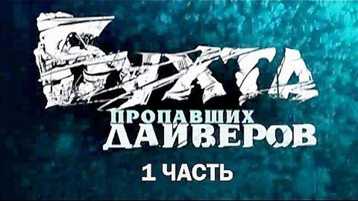 Бухта пропавших дайверов. 1 и 2 серия. Боевик, приключения (2007)