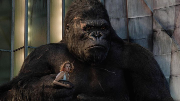 Кинг Конг / King Kong, 2005 HD