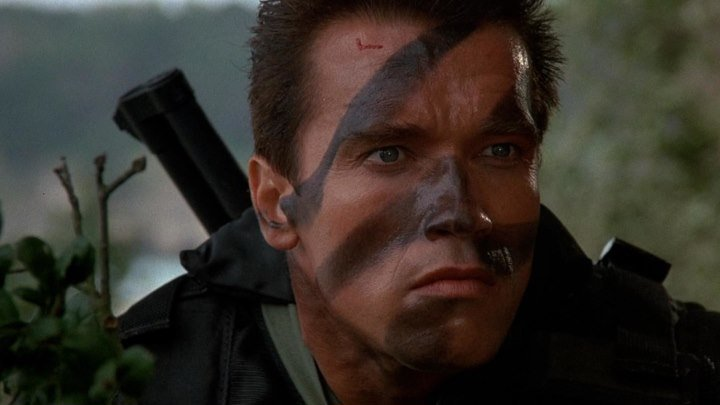 Коммандос / Commando, 1985 HD