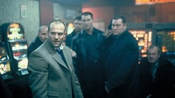 Большой куш (2000). криминал, комедия, боевик
